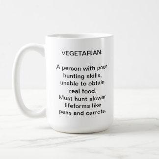 Meat eaters coffee cup coffee mug