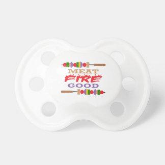 MEAT FIRE GOOD BooginHead PACIFIER
