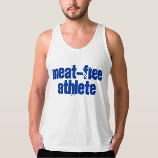 Meat-Free Athlete Tank Top