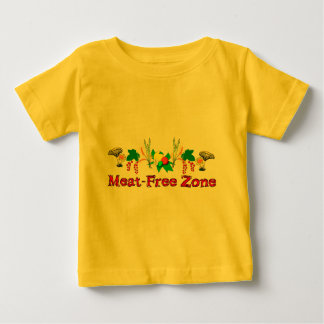 Meat-Free Zone Baby T-Shirt
