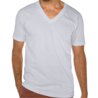 Meat Free Zone - Men's V-Neck T-Shirt