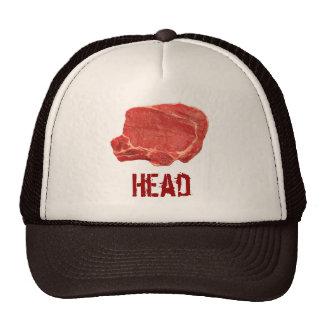 Meat Head Mesh Hats