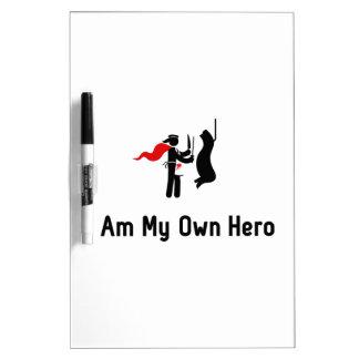 Meat Hero Dry-Erase Board