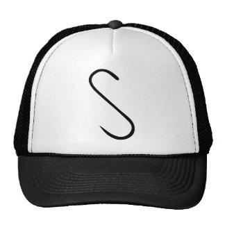 meat hook icon trucker hat