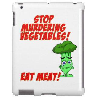 Meat iPad Case