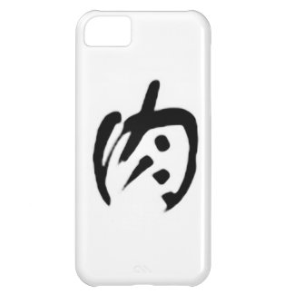 Meat iPhone 5C Covers