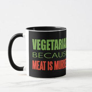 Meat Is Murder - Anti-Meat Mug