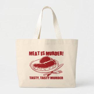 Meat Is Murder Bags
