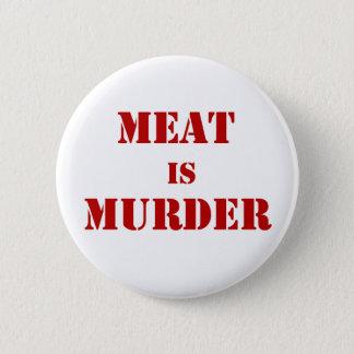 Meat is Murder Button