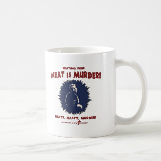 ...Meat Is Murder Coffee Mug