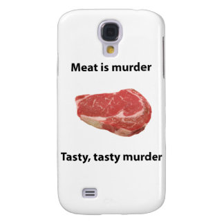 Meat is murder galaxy s4 cover
