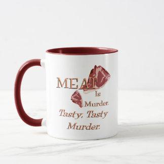 Meat Is Murder Mug