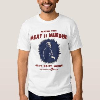 ...Meat Is Murder T Shirt