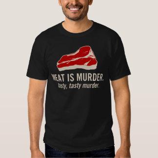 Meat is Murder, Tasty Murder Tshirt