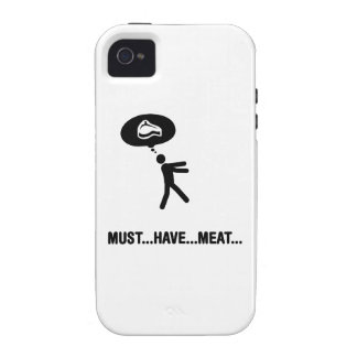 Meat lover iPhone 4 cases