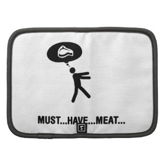 Meat lover folio planners