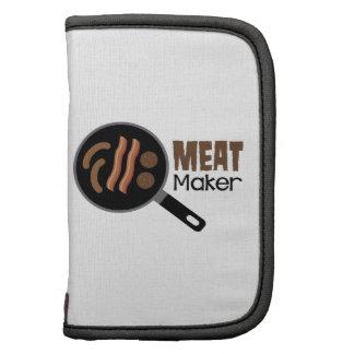 Meat Maker Folio Planners