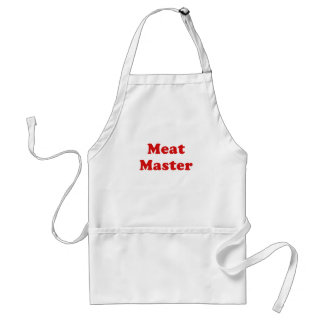Meat Master Adult Apron