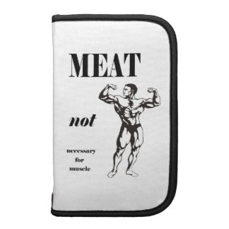 Meat Not Necessary for Muscle Planner
