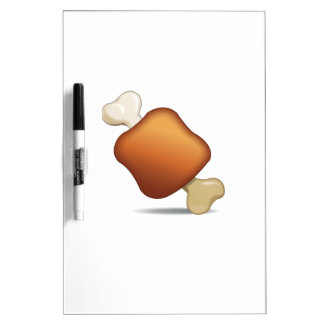 Meat on Bone - Emoji Dry Erase Board