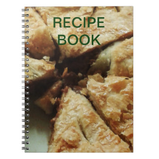 Meat Pie Note Book