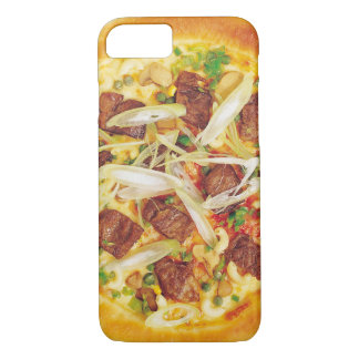 Meat Pizza iPhone 7 Case