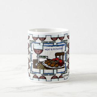 Meat & Potatoes Mug