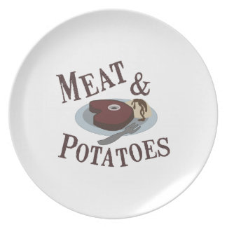Meat & Potatoes Plate