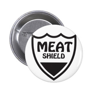 Meat Shield 2 Inch Round Button