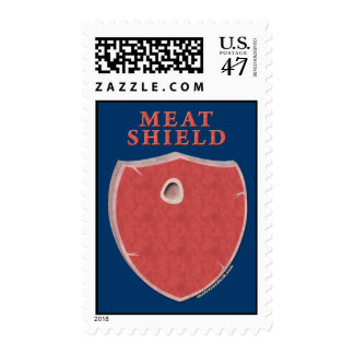 Meat Shield Postage