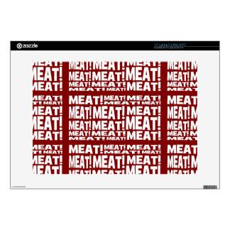 Meat Skins For Laptops