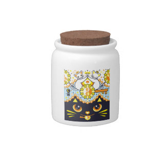 Meat sphere positive and negative principles it is candy jar