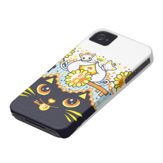 Meat sphere positive and negative principles it is iPhone 4 cover