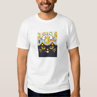 Meat sphere positive and negative principles it is T-Shirt