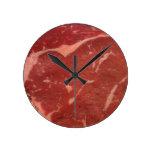 Meat Texture Clock