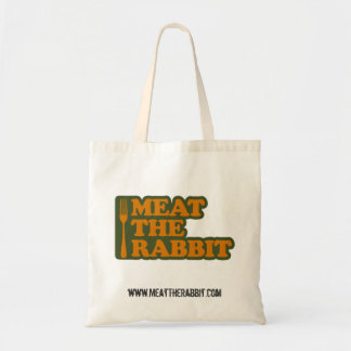 Meat the Rabbit - Shopping Bag