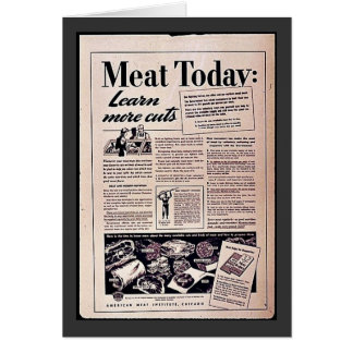 Meat Today: Card