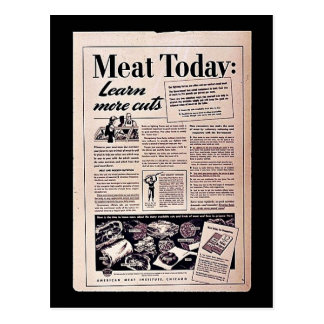 Meat Today: Postcard