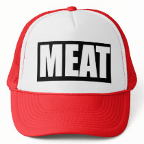 MEAT Trucker Hat