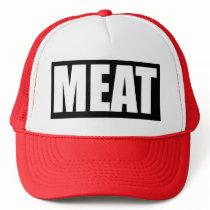 MEAT Trucker Hat