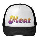 Meat Trucker Hats