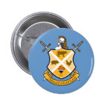 Meatatarian Coat Of Arms Buttons