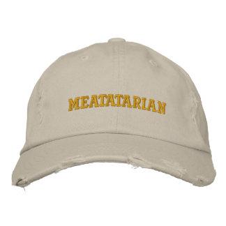 Meatatarian Gorra De Béisbol