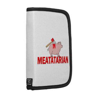 Meatatarian para siempre planificador