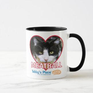Meatball - 11oz Two-Tone Classic Mug