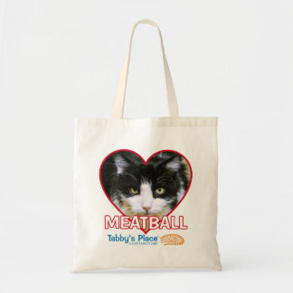 Meatball - Canvas Tote Bag