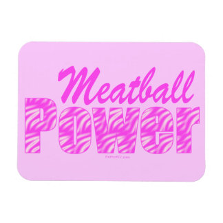 Meatball Power Magnets