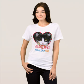 Meatball - Women's Relaxed Fit Jersey Tee