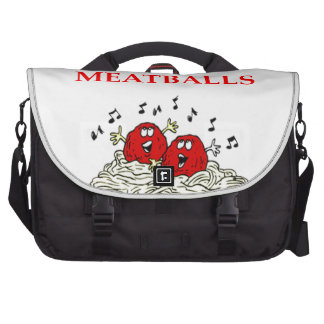 MEATBALLS BAG FOR LAPTOP