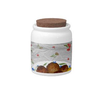 meatballs candy jar